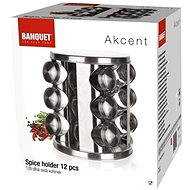 BANQUET AKCENT A01421 - Spice Container Set