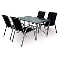 V-Garden Table Set VeGAS PATRICIA 4 - Set