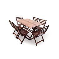 V-Garden Table set VeGA SET 6 - Set