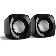 Hama Sonic Mobil 181 black and silver - Speakers