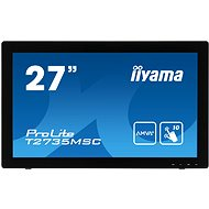 "27"" iiyama ProLite T2735MSC-B2 MultiTouch - LCD Touch Screen Monitor"