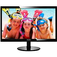 "24"" Philips 246V5LHAB - LED Monitor"