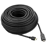 PremiumCord HDMI High Speed with Ethernet interface 30m Black - Video Cable