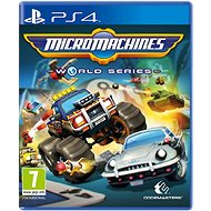 Micro Machines World Series - PS4 - Console Game