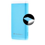 Gogen Power Bank 8000 mAh blue lamp - Power Bank