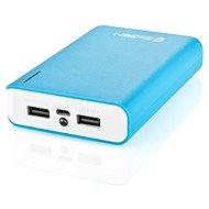 Gogen Power Bank 10000mAh White/Blue - Power Bank