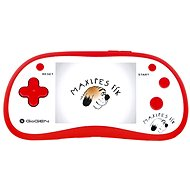 Gogen Maxipes PHY MAXI GAMES 180 R white-red - Game Console