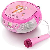 Gogen Maxi P-magnet player Pink-Purple - Radio Recorder