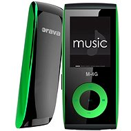 Orava M-4G green - MP4 Player