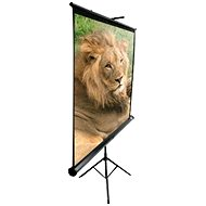 "ELITE SCREENS, mobile tripod, 84 ""(4:3) - Projection Screen"