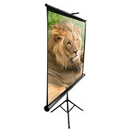 "ELITE SCREENS, Mobile Tripod 119 ""(1: 1) - Projection Screen"