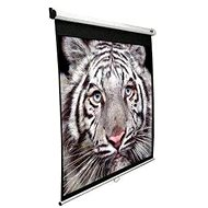 """ELITE SCREENS Manual pull-down screen 119"""" (1:1) - Projection Screen"""