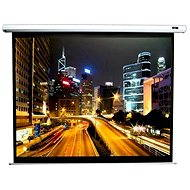"ELITE SCREENS, roller shutter with electric motor, 85 ""(16:10) - Projection Screen"