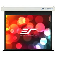 "ELITE SCREENS, Shade electric motor 200"" (4:3) - Projection Screen"