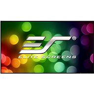 """ELITE SCREENS, Fixed Frame Projection Screen 135"""" (16: 9) - Projection Screen"""