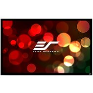 """ELITE SCREENS, screen in a fixed frame 138"""" (2.35:1) - Projection Screen"""