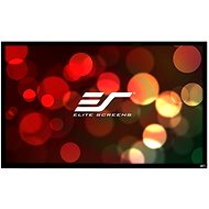 """ELITE SCREENS fixed frame 150""""(4:3) - Projection Screen"""
