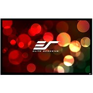 """ELITE SCREENS canvas in a fixed frame 165""""(16:9) - Projection Screen"""