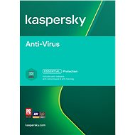 Kaspersky Anti-Virus 2017 Renewal for 2 computers for 12 months (electronic license) - Antivirus software