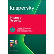 Kaspersky Internet Security multi-device 2016 for 5 devices for 12 months, new license - E-license