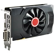 XFX Radeon RX 560 4GB Core Edition True OC Single Fan - Graphics Card