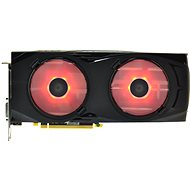 XFX HSF100 Red LED - Cooler