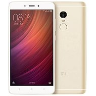Xiaomi Redmi Note 4 High Ed. 3GB/64GB Dual SIM Gold - Mobile Phone