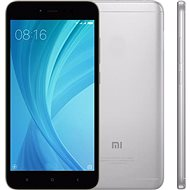 Xiaomi Redmi Note 5A LTE - Gray - Mobile Phone