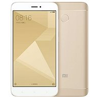 Xiaomi Redmi 4X LTE 32GB Gold - Mobile Phone