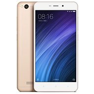 Xiaomi Redmi 4A LTE 32GB Gold - Mobile Phone
