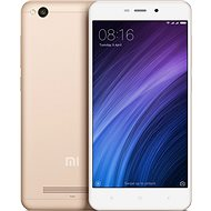 Xiaomi Redmi 4A LTE 16GB Gold - Mobile Phone