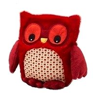 Hoots Owl Red - Plush Toy
