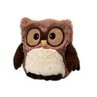 Hoots Owl - Brown - Plush Toy
