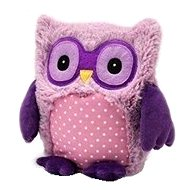 Hooty Owl - Purple - Plush Toy