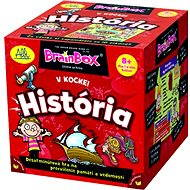 In the cube! History SK - Board Game