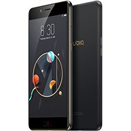 Nubia N2 4+64GB Black/Gold - Mobile Phone