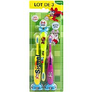 SIGNAL Kids Tripack - Toothbrush