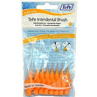 TEPE interdental brushes 0.45 mm Normal-orange 8pc - Interdental Brush