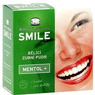 WHITE PEARL Smile Mentol + 30 g - Whitening Powder