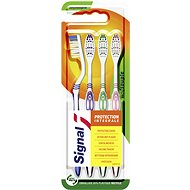 SIGNAL Anti-Plaque quadropack - Toothbrush