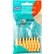 TEPE Extra Soft 0.45 mm orange 8 pcs - Interdental Brush