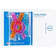 CURAPROX Handy Holder Color 3 pcs - Interdental toothbrush holder