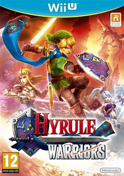 Nintendo Wii U - Hyrule Warriors