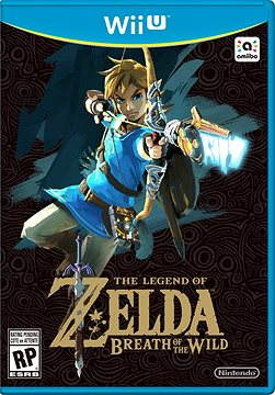 Nintendo Wii U - The Legend of the Zelda: Breath of the Wild