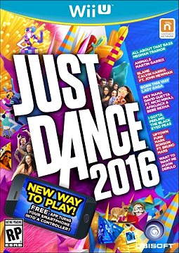 Just Dance 2016 - Nintendo Wii U