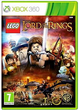 Xbox 360 - LEGO The Lord Of The Rings