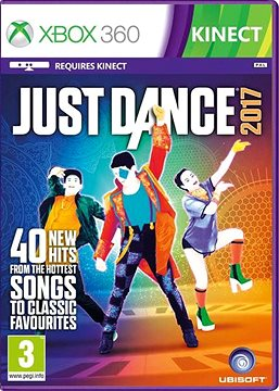 Just Dance 2017 - Xbox 360