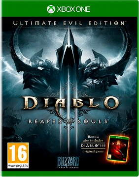 Diablo III: Ultimate Evil Edition - Xbox One