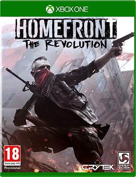 Homefront: The Revolution D1 Edition - Xbox One