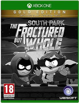 South Park: The Fractured But Whole Gold Edition - Xbox One